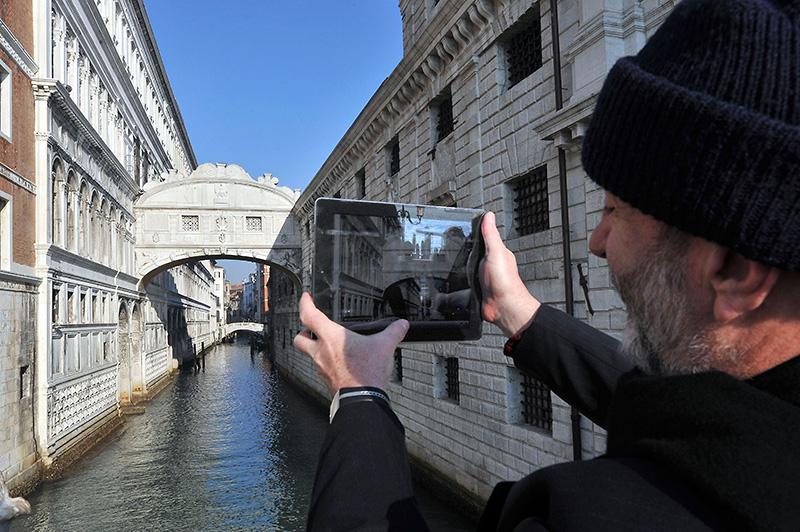 Otvoren obnovljeni Most uzdaha u Veneciji