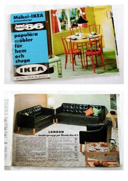 Ikea katalog iz 1966.