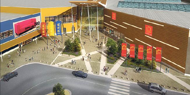 Ikea stiže u Hrvatsku 2013: počela izgradnja u Rugvici