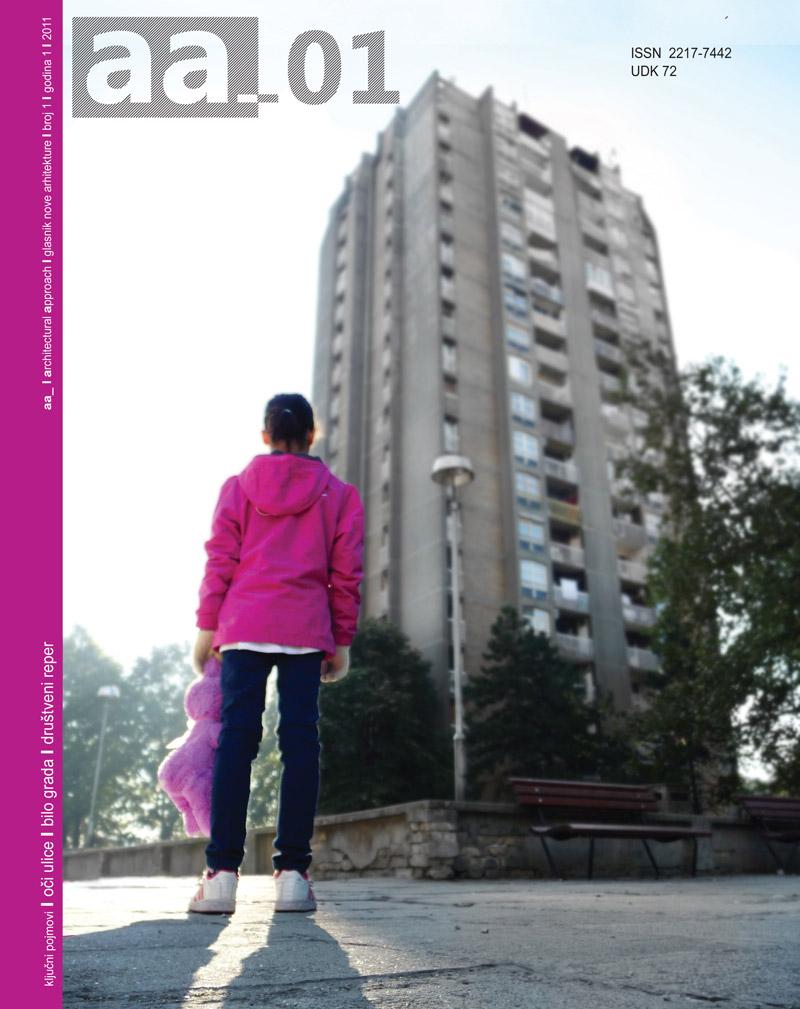 Pokrenut novi studentski časopis o arhitekturi
