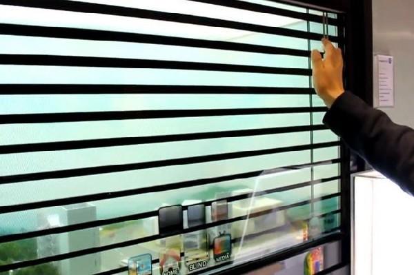Samsung predstavio pametni prozor