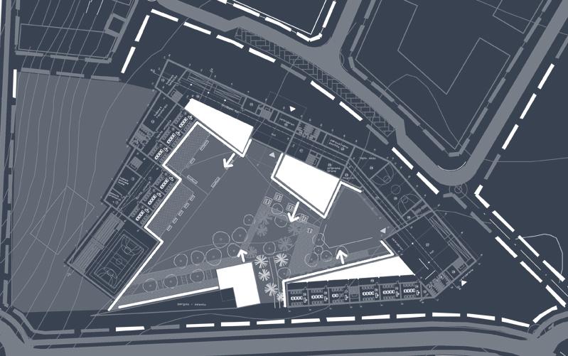 Arhitektonska studija kompleksa osnovne škole