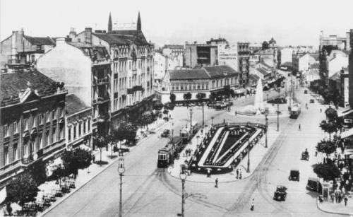 Replika Terazija gradi se na Novom Beogradu