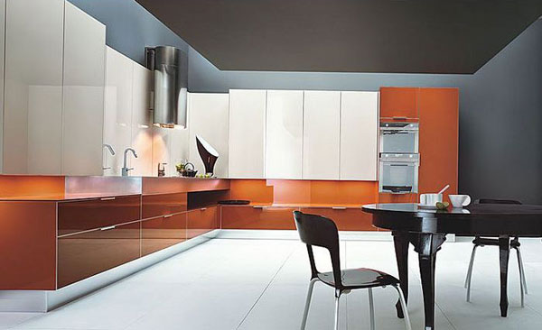 Cesar-orange-luce-kitchen