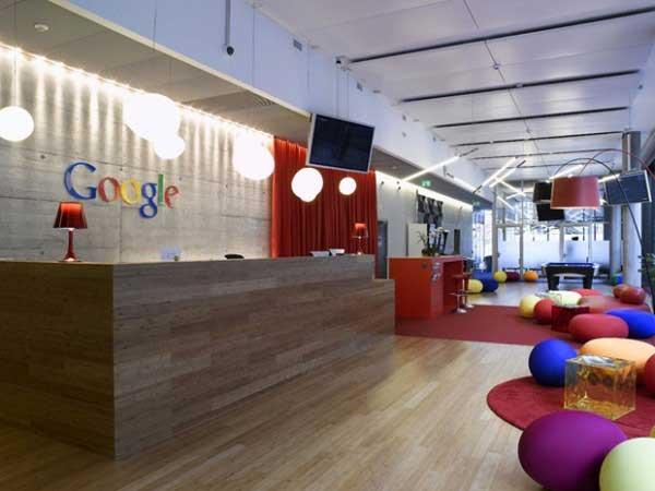 Google kancelarije u Cirihu