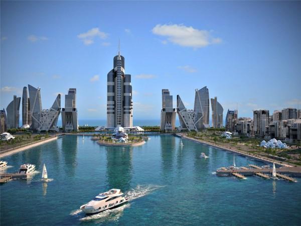 Azerbejdžan gradi neboder visok jedan kilometar