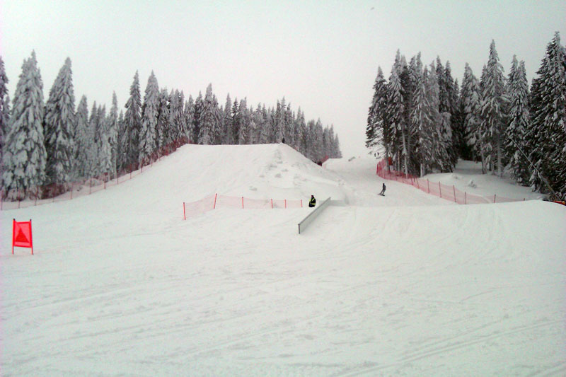 Otvoren prvi snowboard park na Kopaoniku