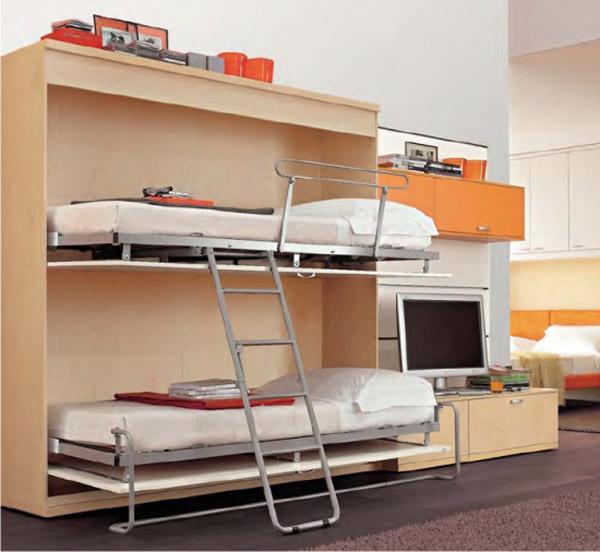 Najlep i de iji kreveti na sprat - Letto ribaltabile a muro ...