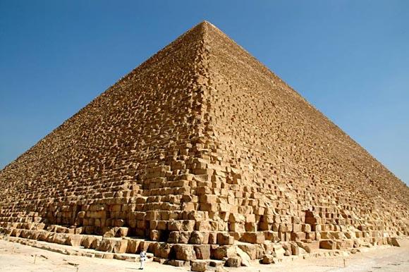 Izgradnja piramide danas bi koštala 5 milijardi dolara