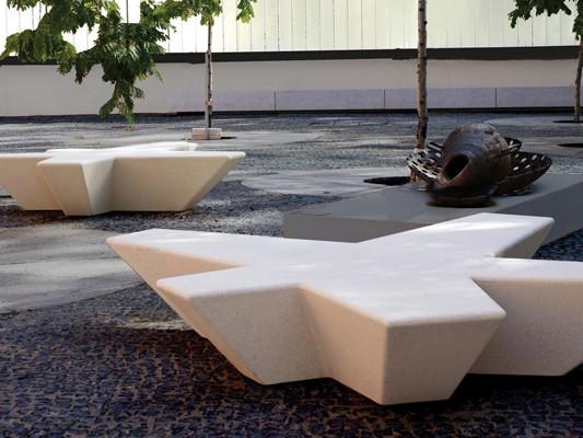 Urbani mobilijar od betona za sva vremena