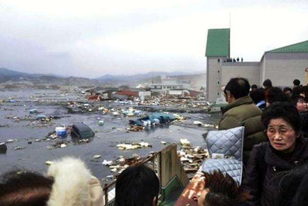Najstrašniji snimak cunamija dosad