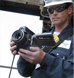 FLIR termovizijske kamere otkrivaju propuste u gradnji
