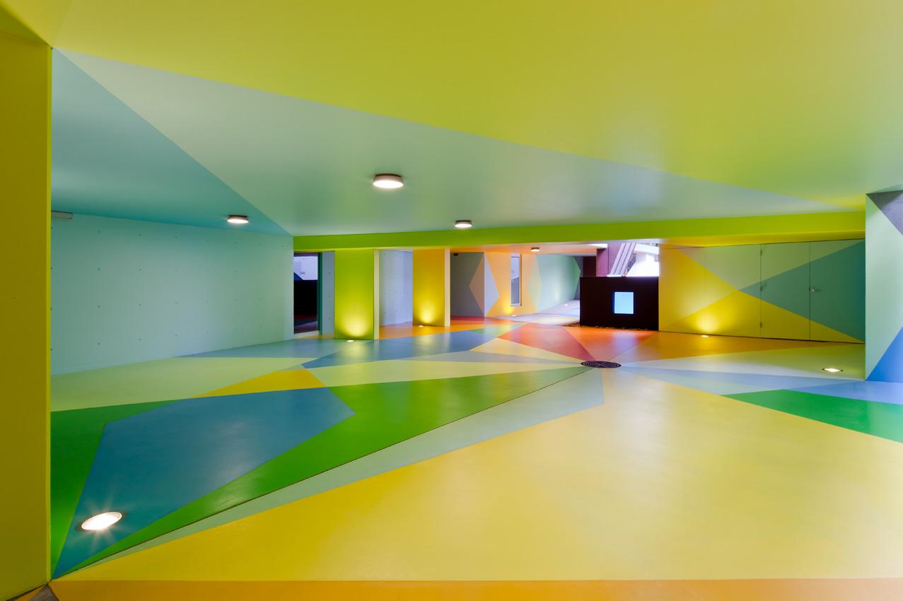 Kako može da izgleda podzemna garaža