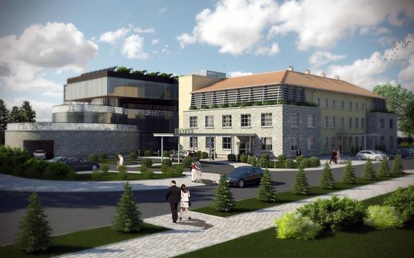 Novi hotel u Trebinju od 7.500 kvm