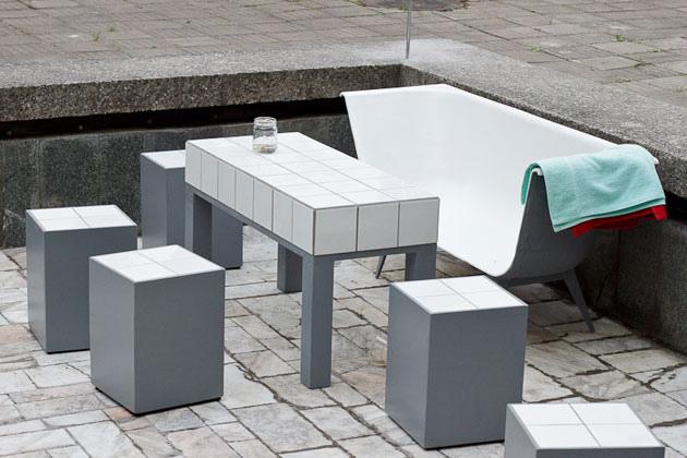 Kako je kadama osvežena stara sovjetska fontana