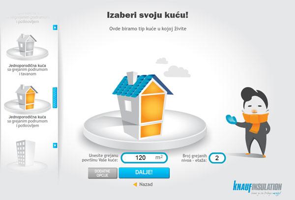 Izračunajte koliko energije možete uštedeti izolacijom