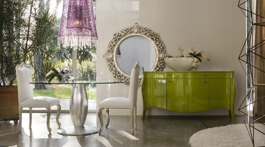 Nameštaj za luksuzne dnevne sobe