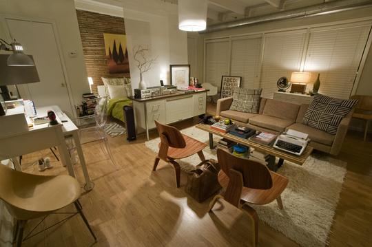 Kako napraviti spavaću sobu u malom stanu