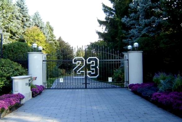Vila Majkla Džordana vredna 29 miliona dolara