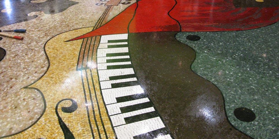 Otvaranje prve galerije mozaika u Srbiji