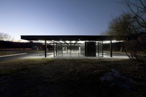 Benzinska stanica pretvorena u kulturni centar