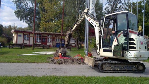 Rekonstrukcija Velikog parka na Palićkom jezeru
