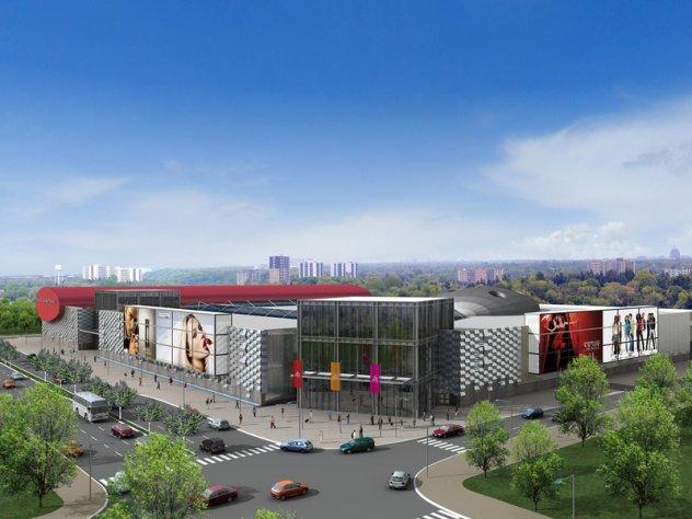 Plaza Centar Kragujevac na 60.000 kvm