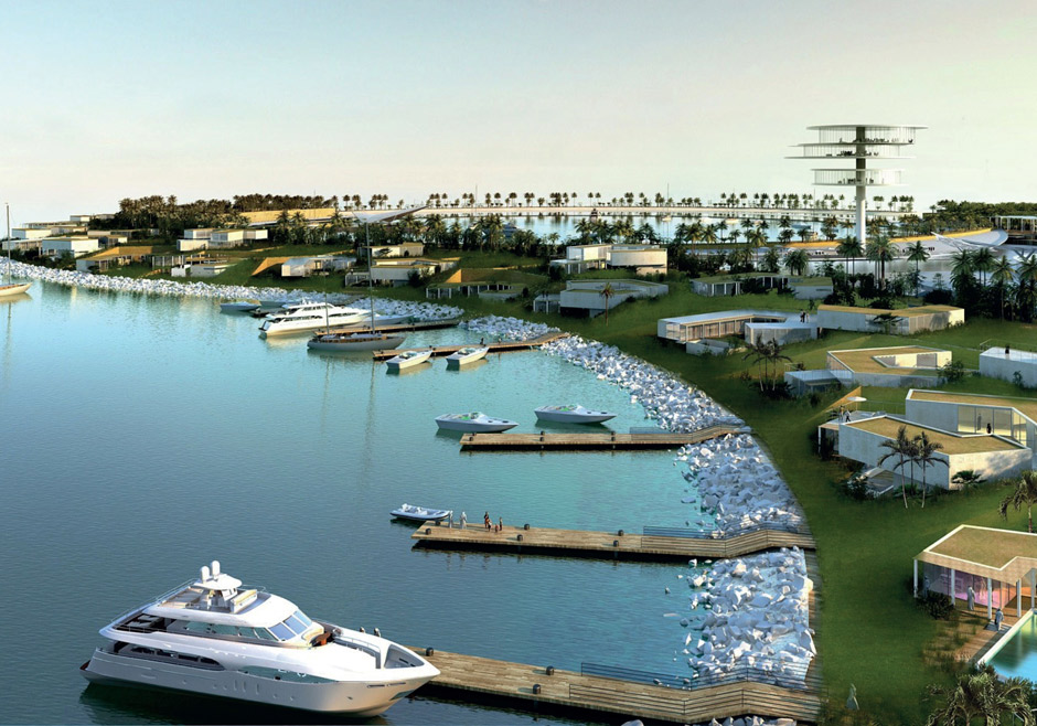 Real Madrid gradi kompleks u Emiratima