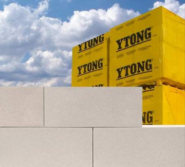YTONG: savremeni materijal za energetski efikasnu gradnju