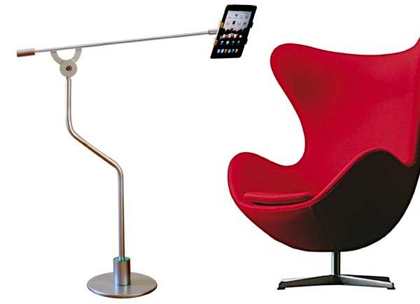 Ergonomičan dizajn: Stender za tablet računare