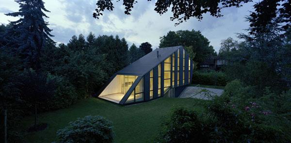 Fleksibilna kuća neobičnog oblika