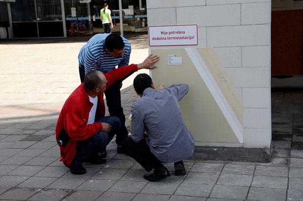 Sajam 2012: Termoblok za najbolju izolaciju
