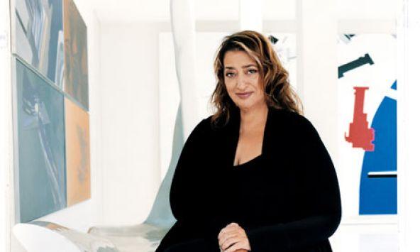 Zaha Hadid osvojila nagradu Jane Drew