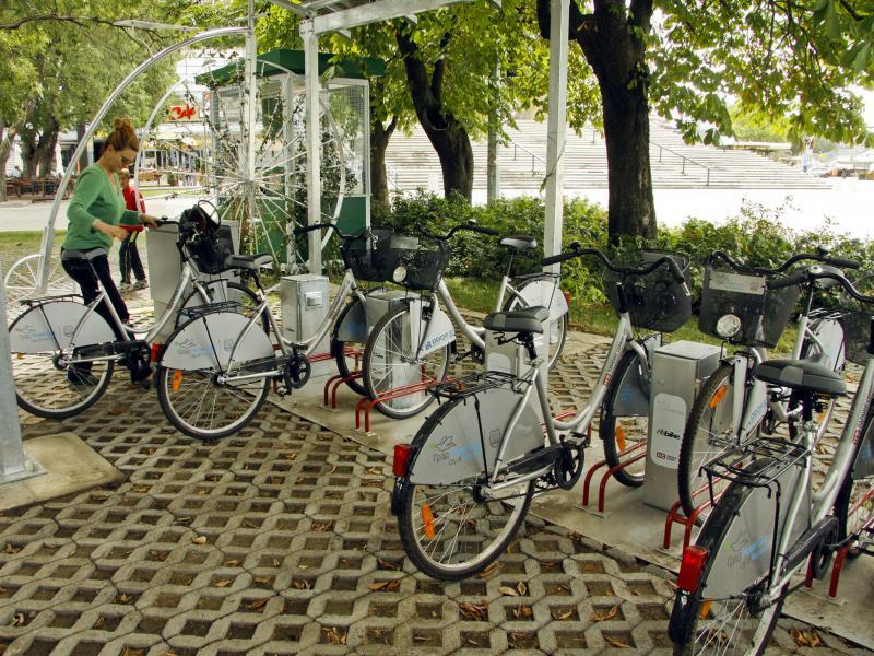 Električni bicikli uskoro na ulicama Novog Sada