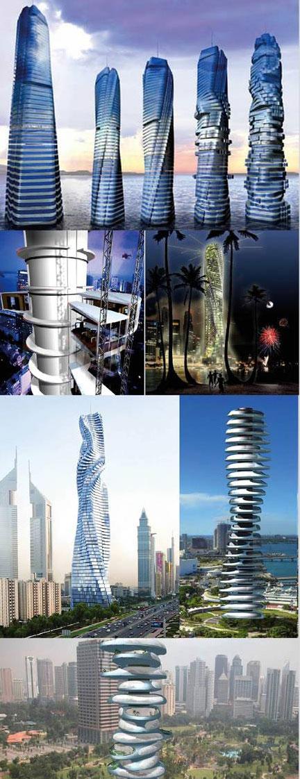 BLOK 2012: Dinamična arhitektura Davida Fishera