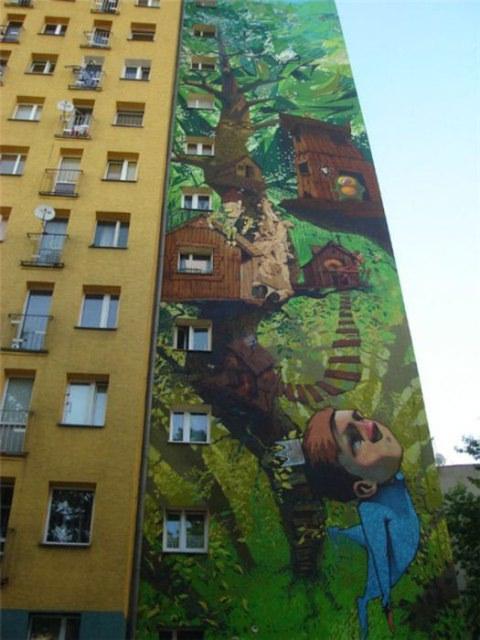 Lepi primeri uličnih grafita