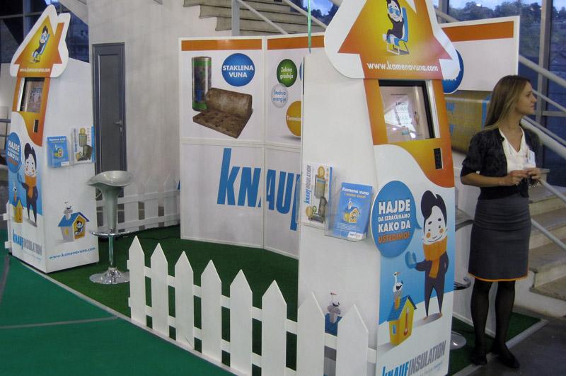 Sajam 2012: Knauf Insulation izračunava uštedu energije