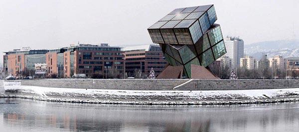 Muzej Rubikove kocke u Budimpešti