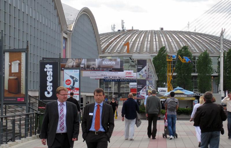 Raport sa Sajma građevinarstva 2012: Sve što treba videti