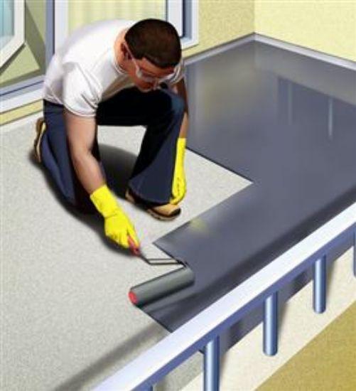Kako izolovati betonsko korito i oluk