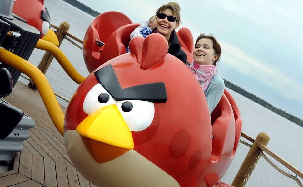 Zabavni park Angry Birds otvoren u Finskoj