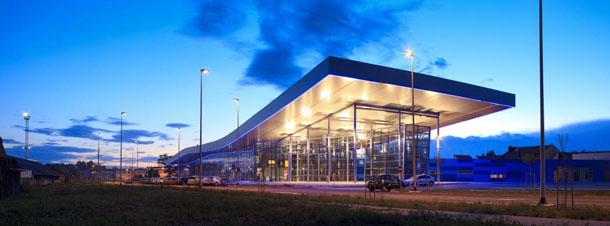Nova autobuska stanica u Osijeku