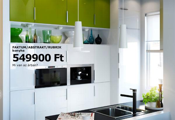 Ideje za kuhinju – Ikea 2012