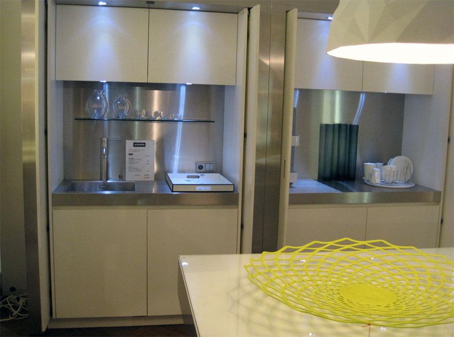 Mini-kuhinja za 61.500 evra