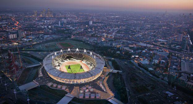 Otvoren Olimpijski stadion u Londonu