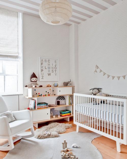 Kako urediti sobu za bebu