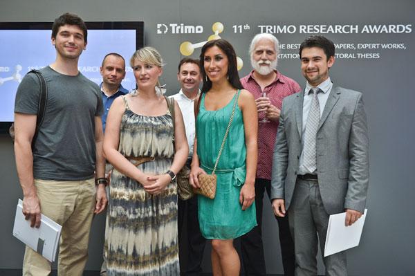 Trimo nagradio mlade stručnjake iz Srbije