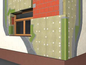 Kako termo izolovati spoljašnji zid
