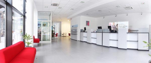 Ekološka filijala Erste banke u Novom Sadu