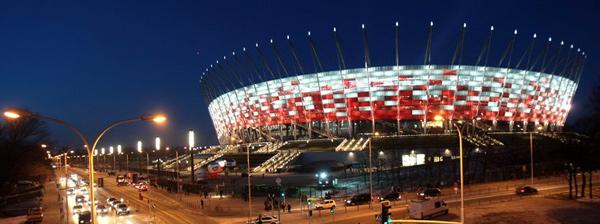 Svi stadioni Evropskog prvenstva 2012 u Poljskoj i Ukrajini